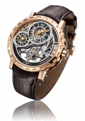 Academia Grand Tourbillon, AC.GT.001