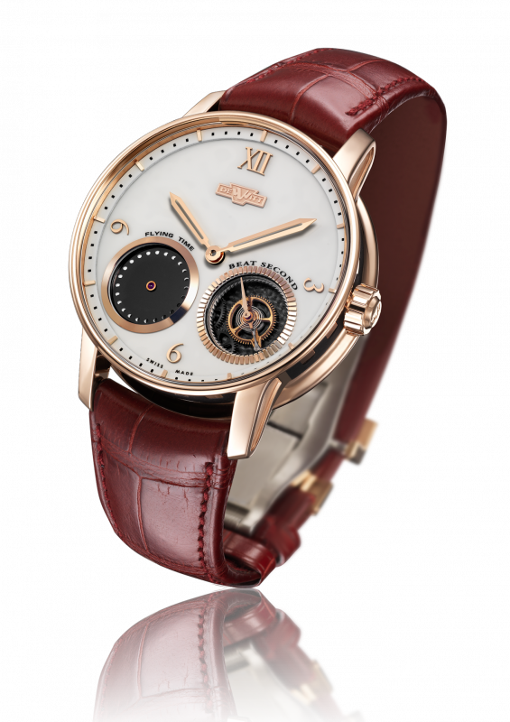 DeWitt Classic Jumping Hour 002 Watch forecasting