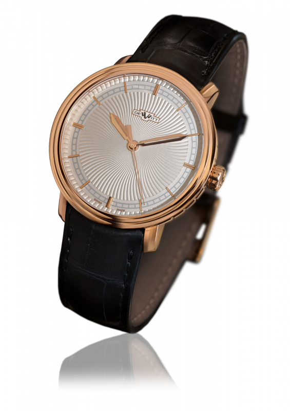 Classic HMS, automatic movement, rose gold - CLA.HMS.002