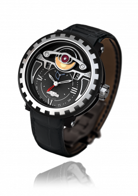 Academia Blackstream Triple Complication GMT3 - AC.2041.37.M050