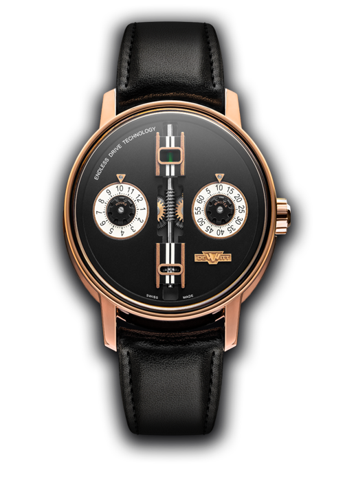 Academia Endless Drive, automatic movement, rose gold - AC.ED.001