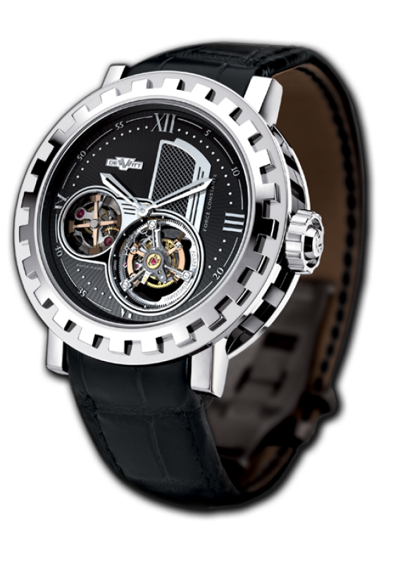Academia Force Constante, white gold - AC.8003.48.M070
