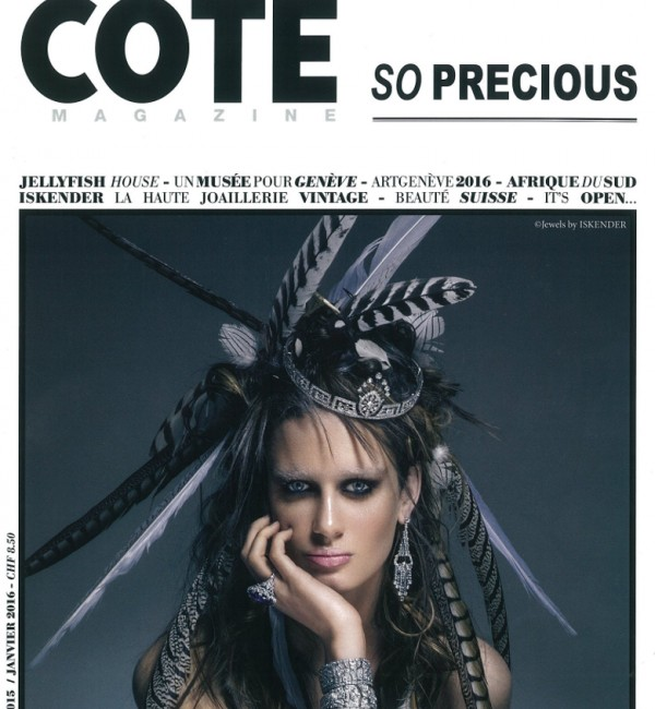 Cote Magazine no 77 December 2015 - January 2016