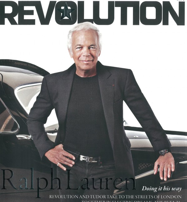 Revolution UK Magazine no 8