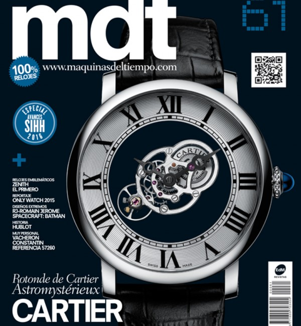 Mdt magazine #61 - January 2016