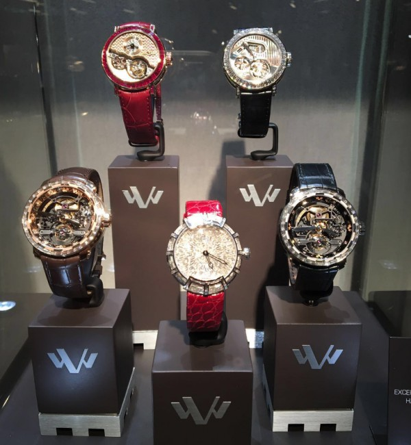 DeWitt Exhibition at EAF 2016 Monaco.