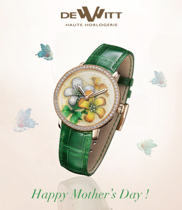 Happy Mother's Day from the DeWitt Manufacture