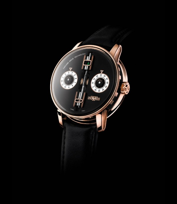 SIHH 2018 novelty: The Academia Endless Drive