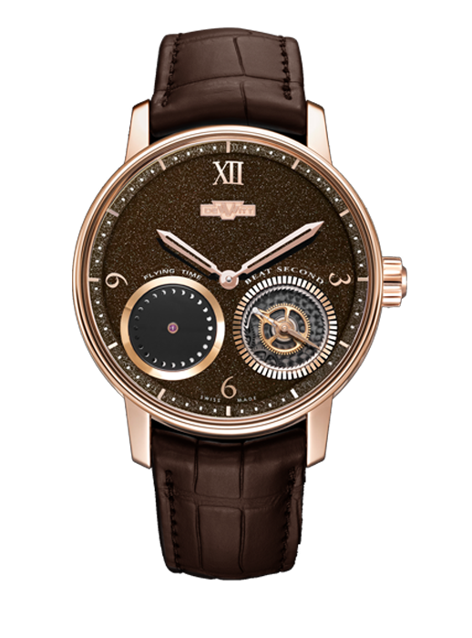 Academia Out Of Time Automatic Movement Rose Gold Ac 004